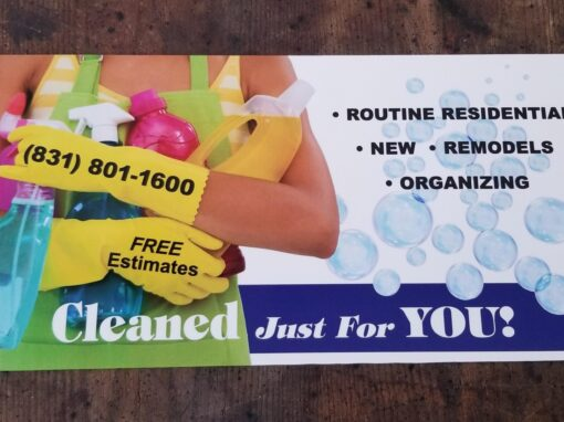 Vehicle Magnet – Cleaned Just For You